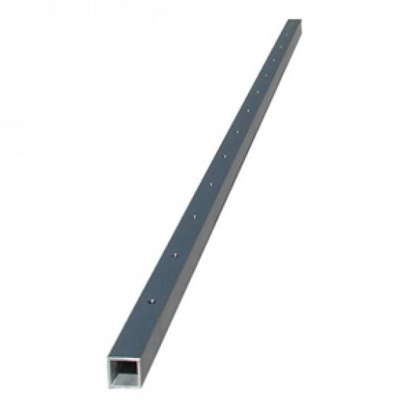 "Ultra-Tec CB-42-AN-AL-13 42"" Anodized Alum. Cable Brace w/ 13 holes"