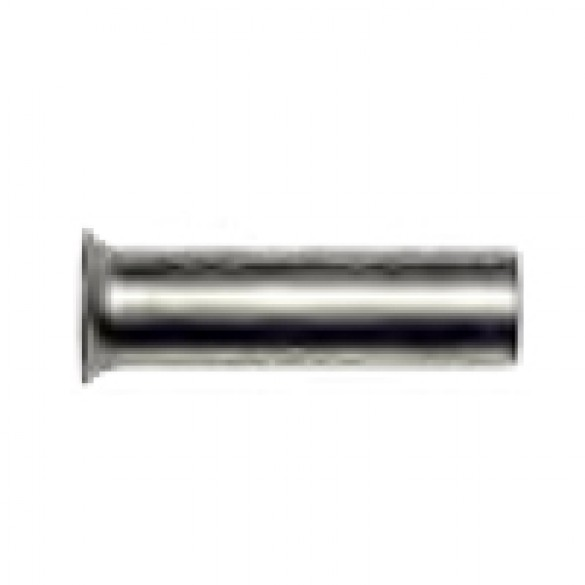 """Ultra-Tec Stainless Steel Post Protector Tube For 1/4"""" Cable - CS-TUBE-8"""