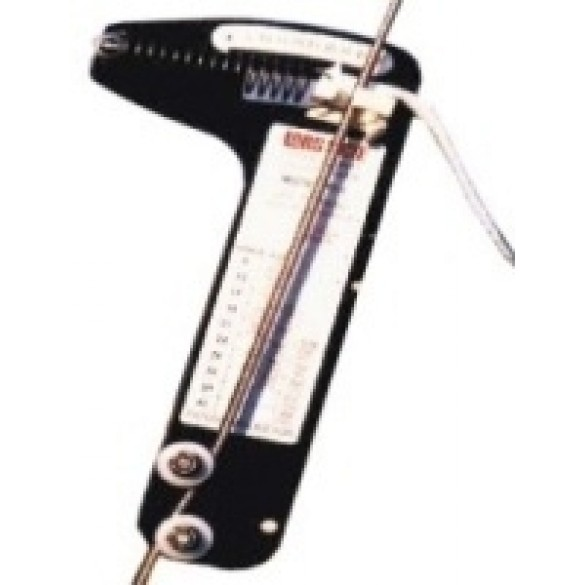 """Ultra-Tec Cable Tension Gauge (1/8"""", 3/16"""" and 1/4"""" Cable Diameters) - PT-CR"""