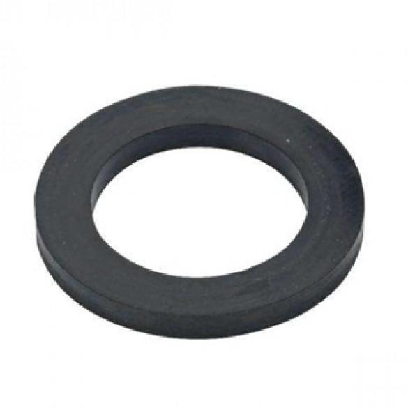 Ultra-Tec Black Plastic Delrin Washer - W-R12B