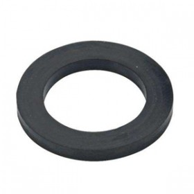 "Ultra-Tec Black Plastic Delrin Washer For 1/4"" Cable - W-R8B"