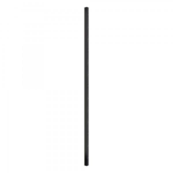 "Ultra-Tec CB-42-BL-AL-13 42"" Black Alum. Cable Brace w/ 13 holes"