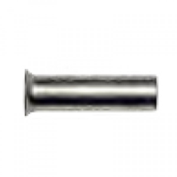 """Ultra-Tec Stainless Steel Post Protector Tube For 1/8"""" and 3/16"""" Cable - CS-TUBE-6"""