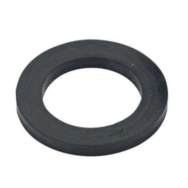Ultra-Tec Black Plastic Delrin Washer - W-R8B